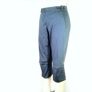 Rozae Nichols Cropped Pants Articulated Knees